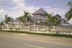 Graha sakata DPRD Kabupaten Tabalong
