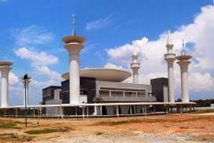 Masjid Raya Al-Abrar & Tabalong Islamic Center